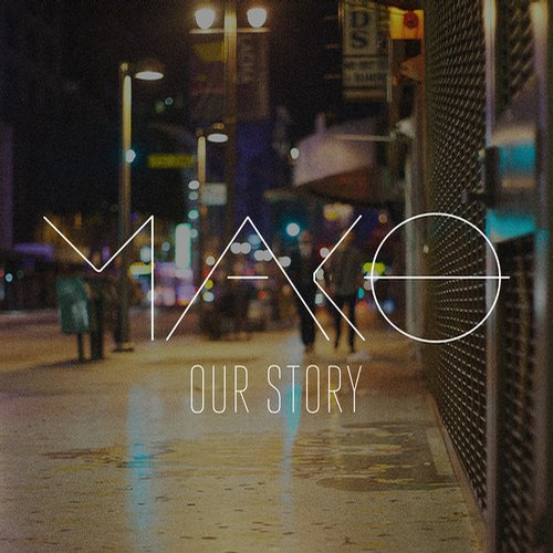 Mako - Our Story (Club Mix) MIDI