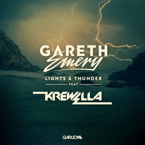 Gareth Emery, Krewella - Lights & Thunder MIDI