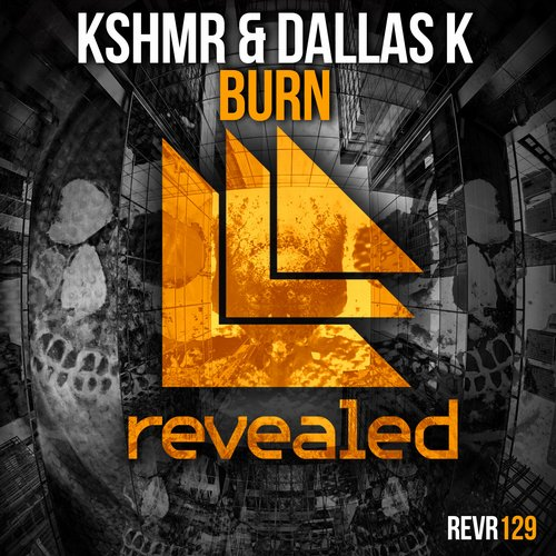 KSHMR, DallasK - Burn MIDI