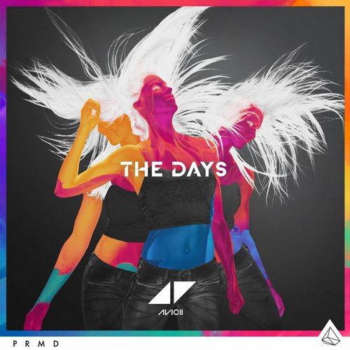 Avicii - The Days MIDI