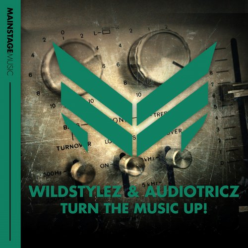Wildstylez, Audiotricz - Turn The Music Up! MIDI