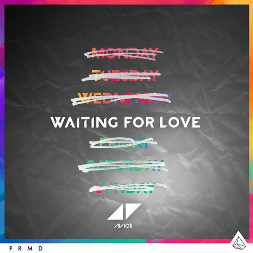 Avicii - Waiting For Love MIDI