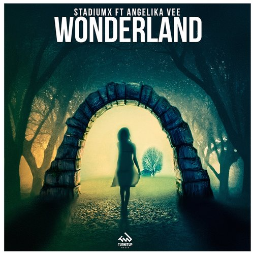 Stadiumx - Wonderland (ft. Angelika Vee) MIDI