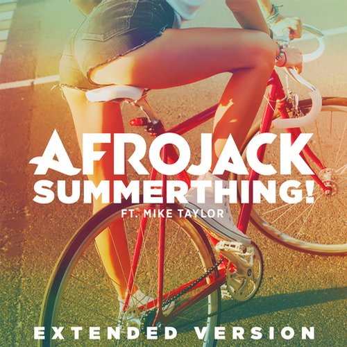 Afrojack - SummerThing! (ft. Mike Taylor) MIDI