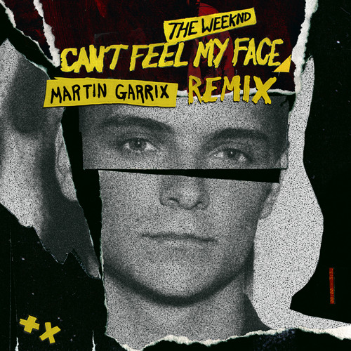 The Weeknd - I Can't Feel My Face (Martin Garrix Remix) MIDI