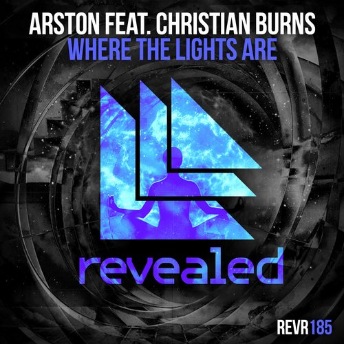 Arston - Where The Lights Are (ft. Christian Burns) MIDI