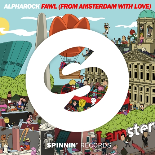 Alpharock - FAWL (From Amsterdam With Love) MIDI