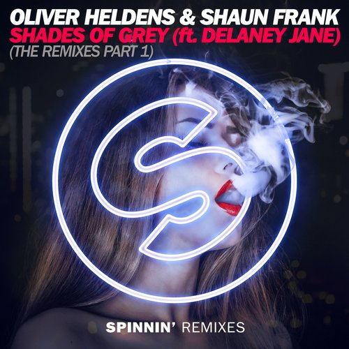 Oliver Heldens & Shaun Frank - Shades Of Grey (Nora En Pure Remix) MIDI