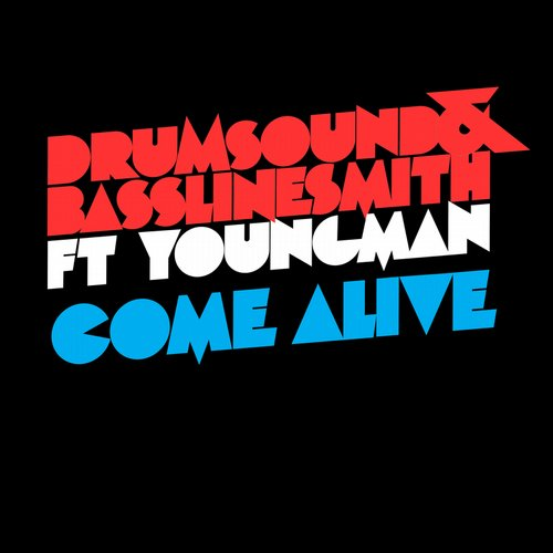 Drumsound & Bassline Smith - Come Alive (ft. Youngman) MIDI
