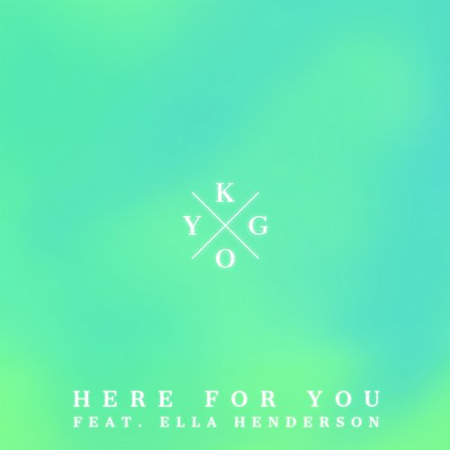 MIDI of Kygo - Here For You (ft. Ella Henderson)