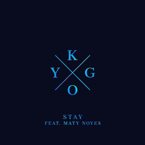 MIDI of Kygo - Stay (ft. Maty Noyes)