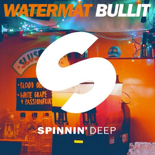 MIDI of Watermat - Bullit