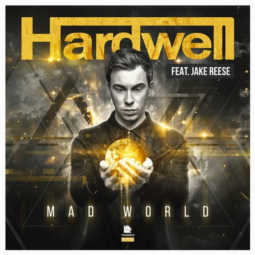 MIDI of Hardwell, Jake Reese - Mad World