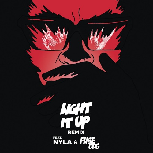 MIDI of Major Lazer - Light It Up (Remix) (ft. Nyla & Fuse ODG)