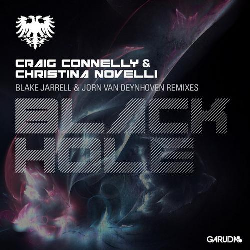 MIDI of Craig Connelly, Christina Novelli - Black Hole (Jorn van Deynhoven Remix)
