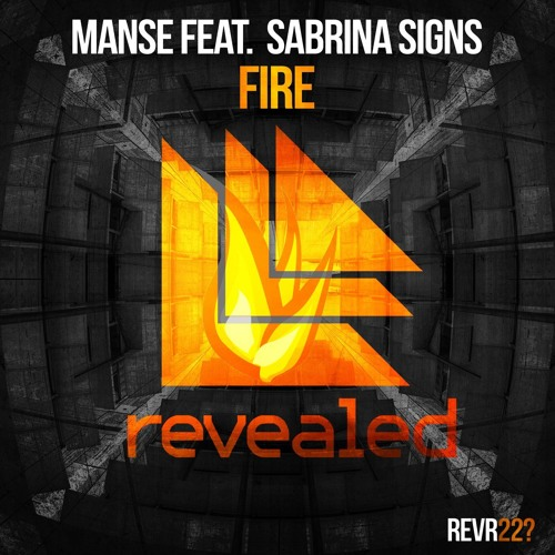 MIDI of Manse ft. Sabrina Signs - Fire