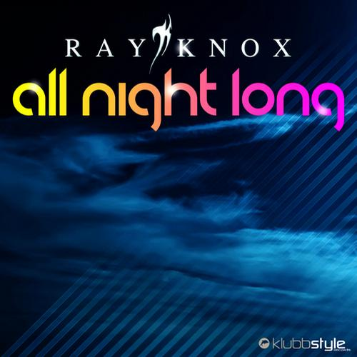 MIDI of Ray Knox - All Night Long (Stefan Rio Remix Edit)