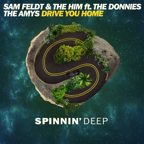 The Him, Sam Feldt, The Donnies The Amys - Drive You Home MIDI
