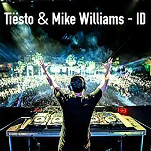 Mike Williams & Tiesto - ID (I Want To Be) MIDI