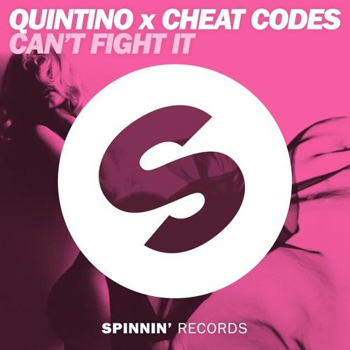Quintino x Cheat Codes - Can't Fight It MIDI