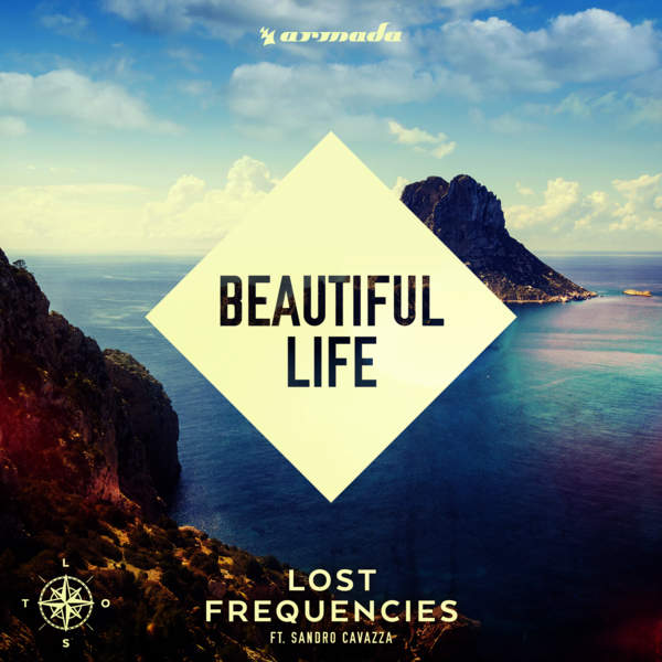 Lost Frequencies ft. Sandro Cavazza - Beautiful Life MIDI