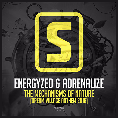 Adrenalize & Energyzed - The Mechanisms Of Nature MIDI