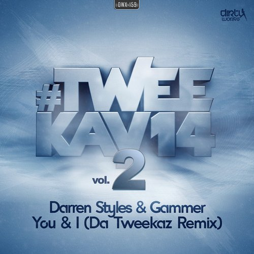 Darren Styles, Gammer - You & I (Da Tweekaz Remix) MIDI