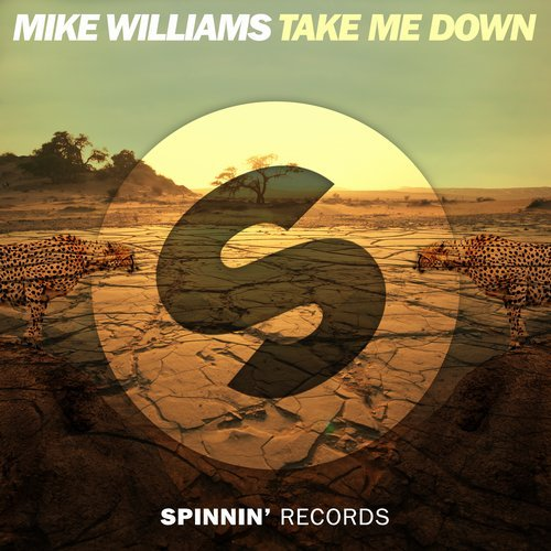 Mike Williams - Take Me Down MIDI