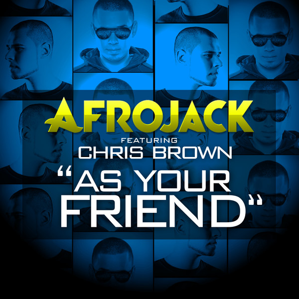 Afrojack & Chris Brown - As Your Friend MIDI
