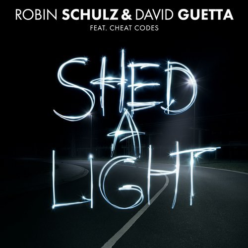 David Guetta, Robin Schulz - Shed A Light (ft. Cheat Codes) MIDI