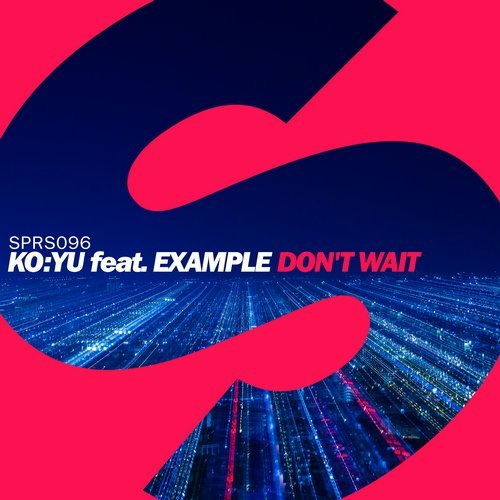 MIDI of Example, KO:YU - Don't Wait