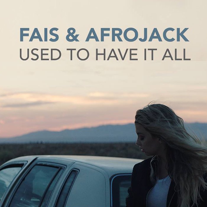 Fais & Afrojack - Used To Have It All MIDI