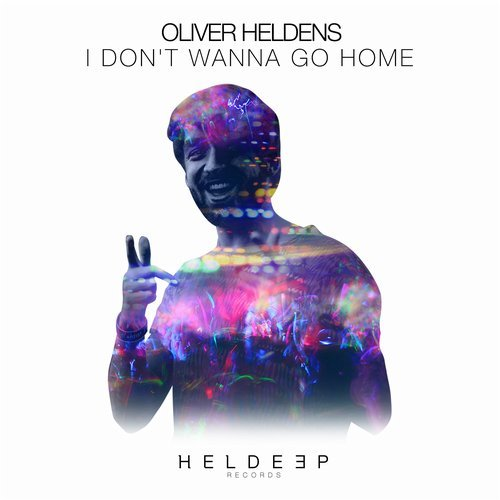 MIDI of Oliver Heldens - I Don't Wanna Go Home