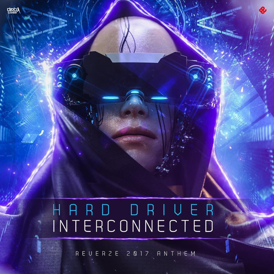 MIDI of Hard Driver - Interconnected (Reverze Anthem 2017)