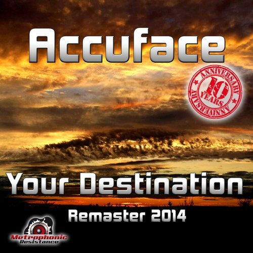 Accuface - Your Destination (Alex Megane remix) MIDI