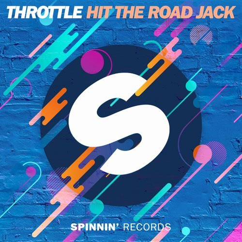 MIDI of Throttle - Hit The Road Jack