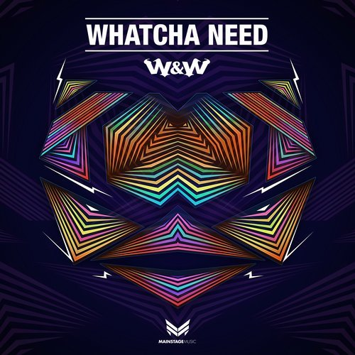 MIDI of W&W - Whatcha Need