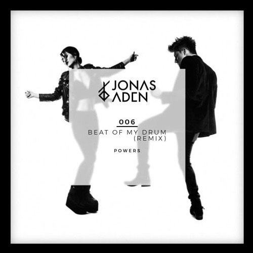 MIDI of POWERS - Beat Of My Drum (Jonas Aden Remix)