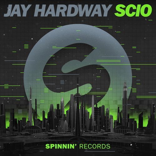 MIDI of Jay Hardway - Scio (Exended Mix)