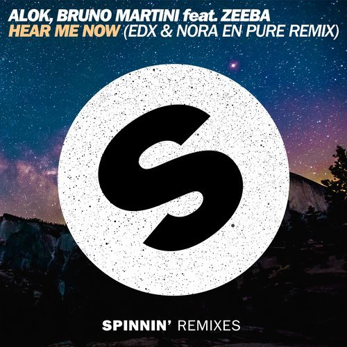 Alok, Bruno Martini, Zeeba - Hear Me Now (EDX & Nora En Pure Remix) MIDI
