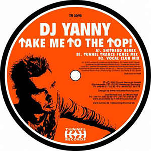 DJ Yanny - Take Me To The Top MIDI