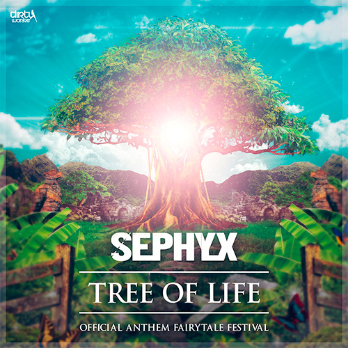 MIDI of Sephyx - Tree Of Life (Fairytale Festival Anthem 2017)