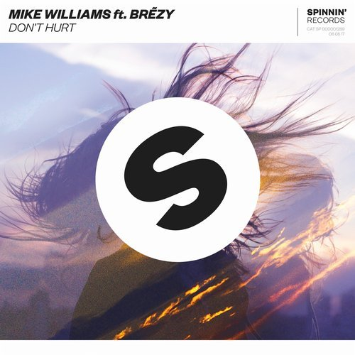 MIDI of Mike Williams - Don't Hurt (ft. Brezy)