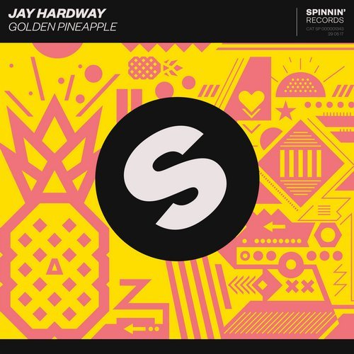 MIDI of Jay Hardway - Golden Pineapple