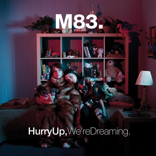 MIDI of M83 - Midnight City