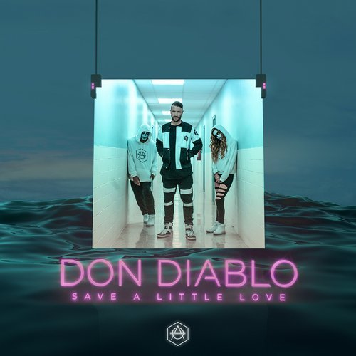 MIDI of Don Diablo - Save A Little Love