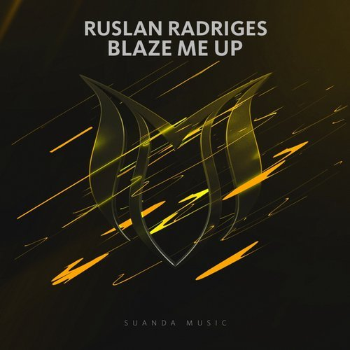MIDI of Ruslan Radriges - Blaze Me Up