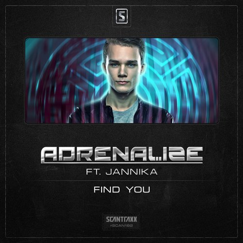MIDI of Adrenalize, Jannika - Find You