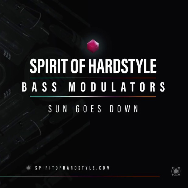MIDI of Bass Modulators - Sun Goes Down