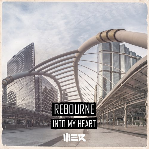 MIDI of Rebourne - Into My Heart